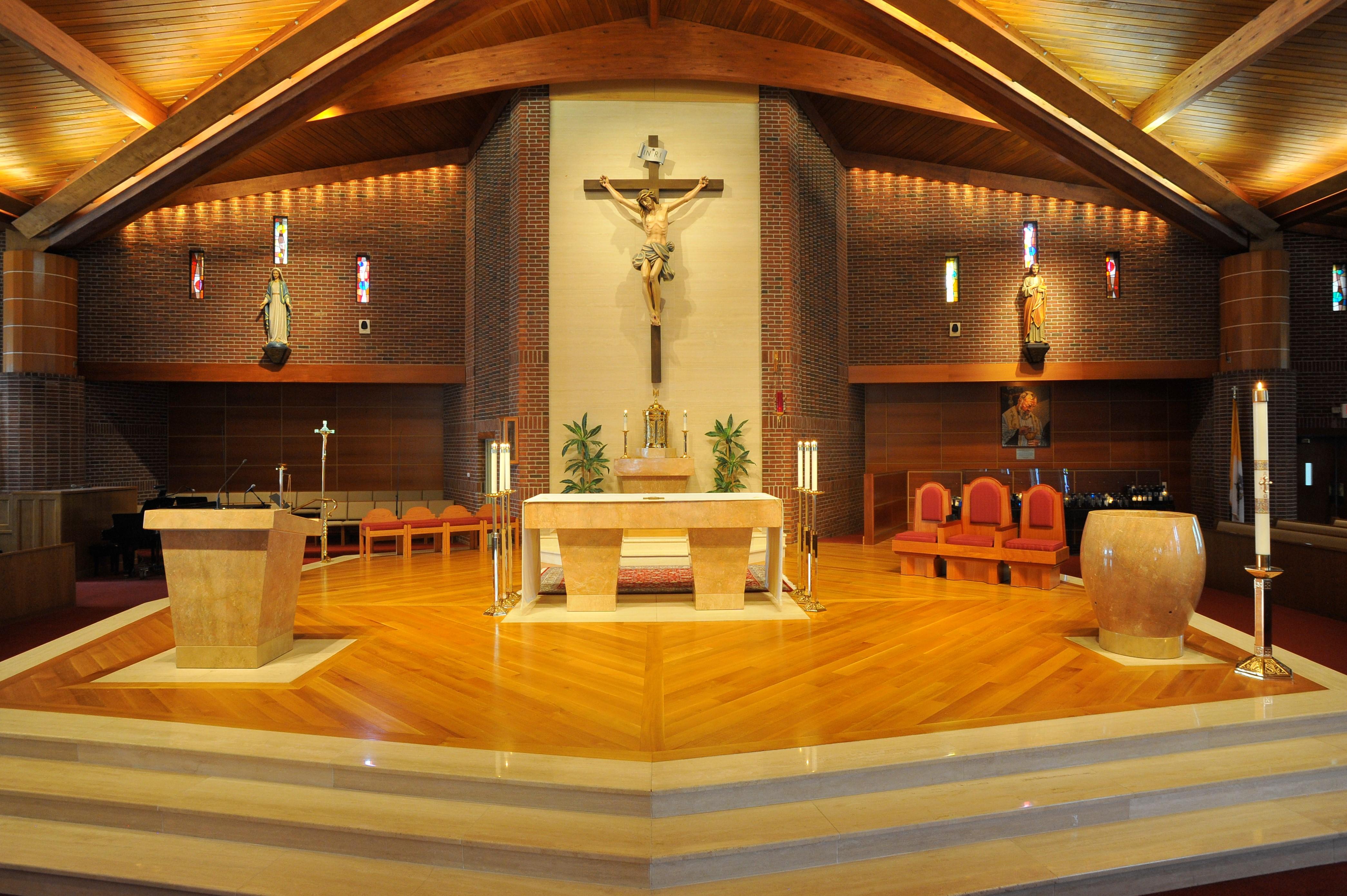 mass schedule | st. matthew church