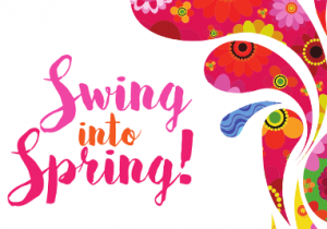 Swing into Spring